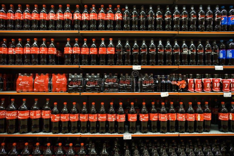 Coco-kola royalty-vrije stock fotografie
