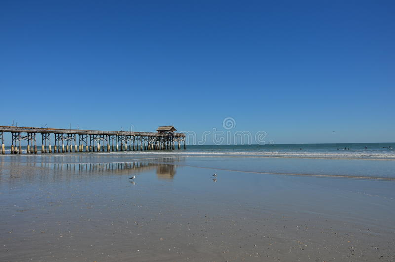 Cocoa Beach stock images