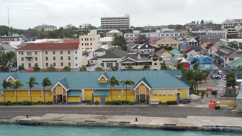 Cococay, de Bahamas stock fotografie