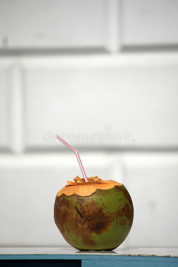 Download Coconut drink stock photo. Image of concept, appetizing - 27112180