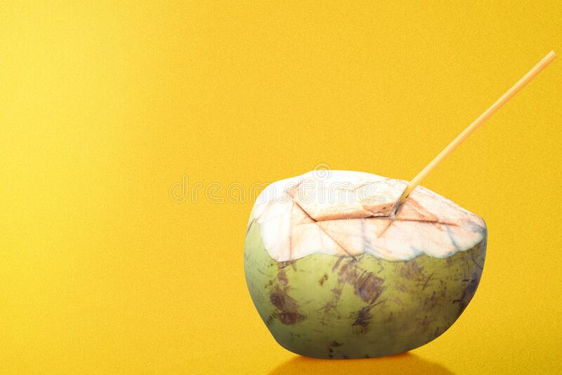 Coconut fruit royalty free stock photo