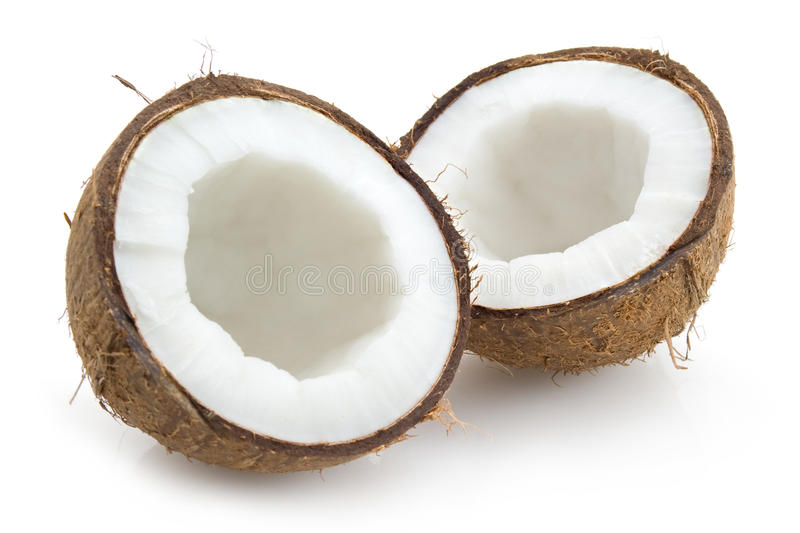 Download Coconuts stock image. Image of nature, break, white, fresh - 17415819
