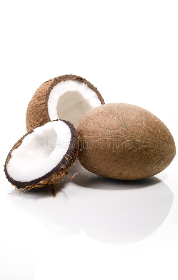 Download Coconuts stock image. Image of food, fruit, coconuts, whole - 5891661