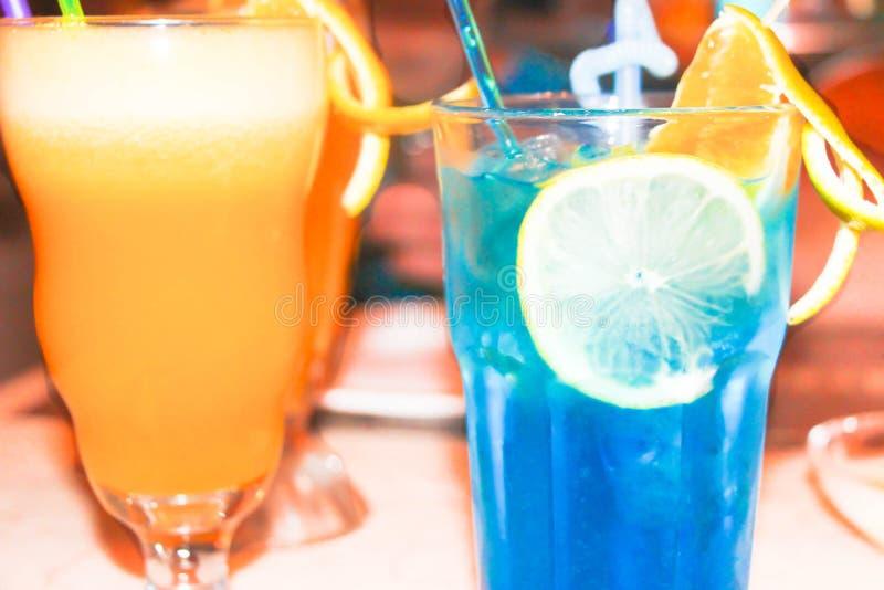 Coctail da bebida do verão fotos de stock