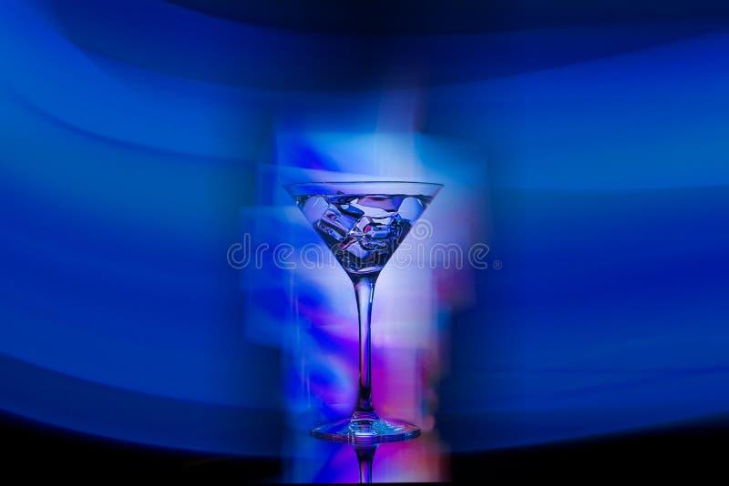 Coctail drink i klubban royaltyfri foto