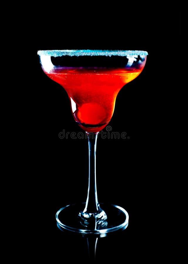 Coctail för rosa dam royaltyfri fotografi