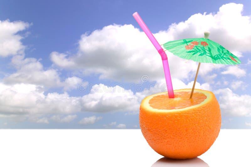 coctailfruktsommar arkivfoton