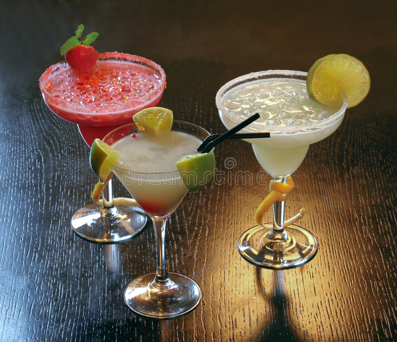 Coctails 3 image stock