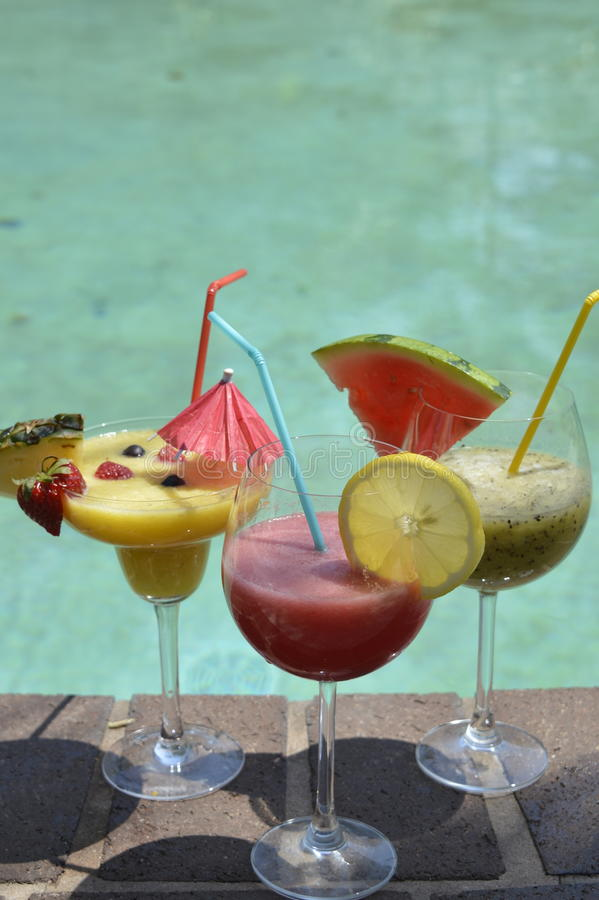 Coctails stock photography