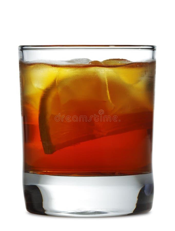 coctailwhiskey royaltyfria bilder