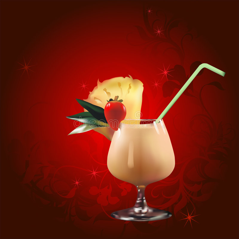 Coctel libre illustration