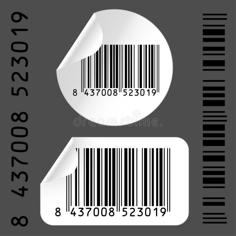 Free Code Bar Label Royalty Free Stock Photos - 7944138