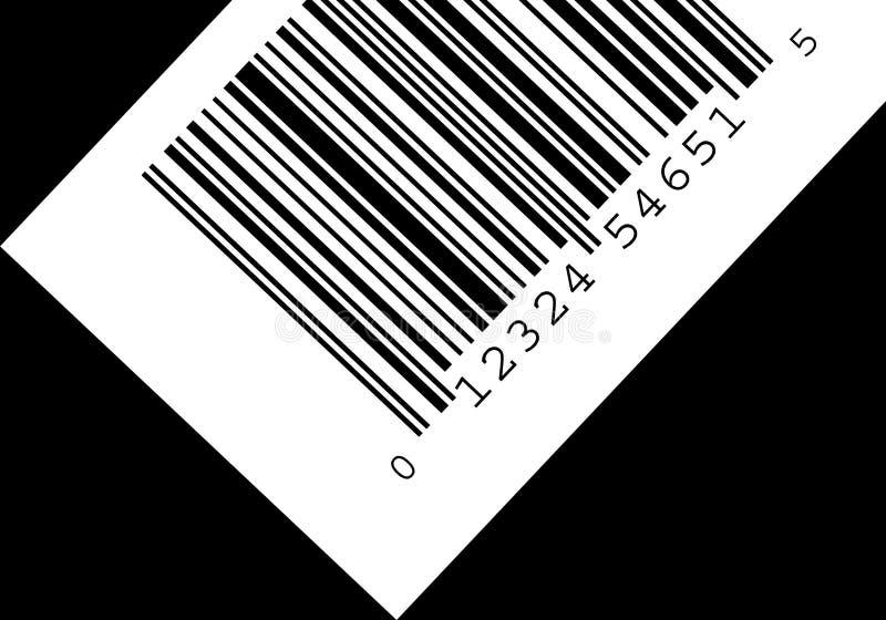 Download Code barres illustration stock. Illustration du étiquette - 55356