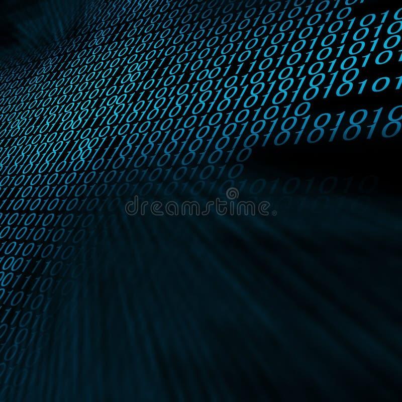 Code de Digital illustration libre de droits