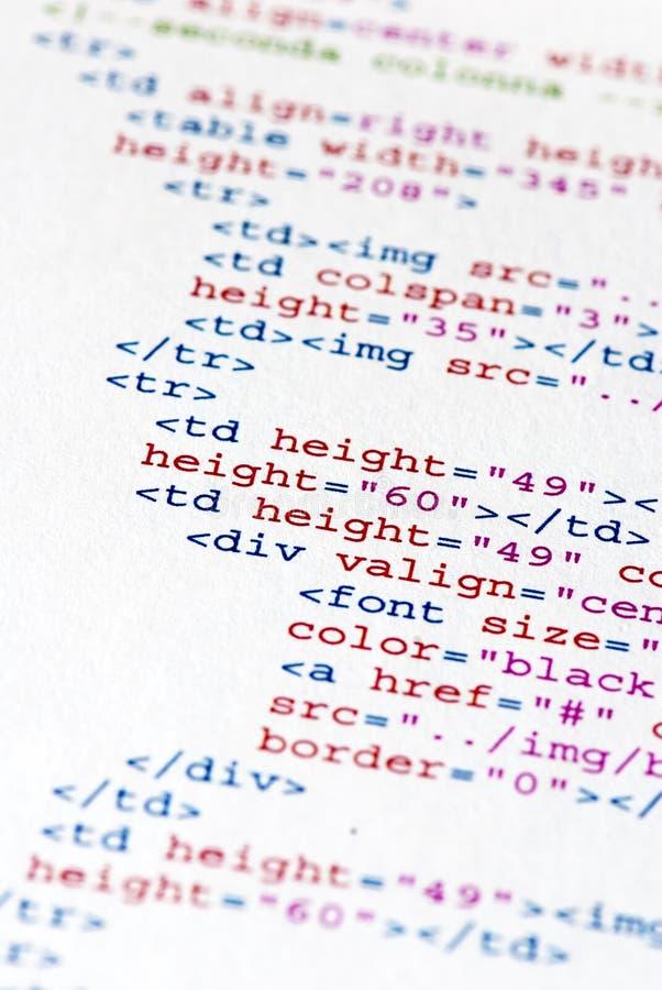 Code de programme
