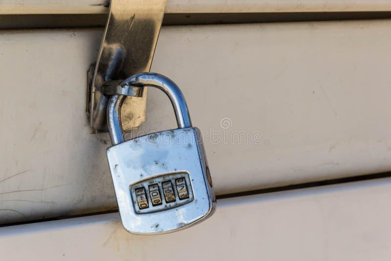 codez le cadenas images libres de droits