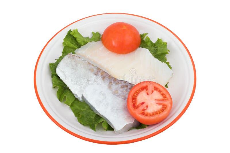 Download Codfish stock image. Image of omega, tomato, proteins, obesity - 521579