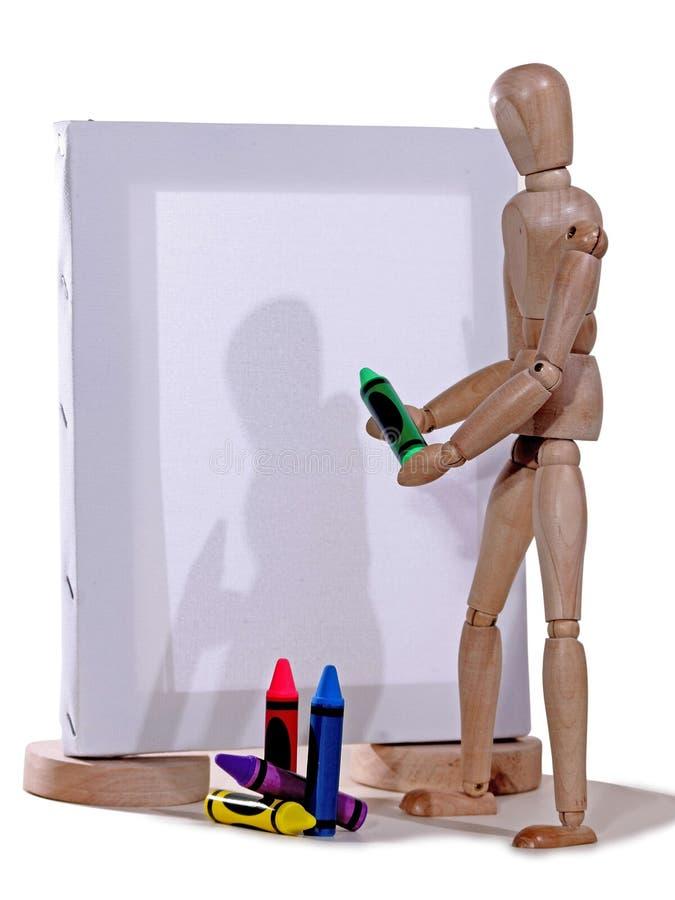 Codice categoria di arte immagini stock libere da diritti