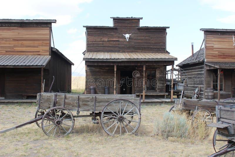 Cody - il Wyoming immagini stock