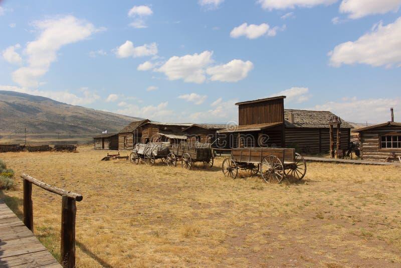 Cody - Wyoming imagem de stock royalty free