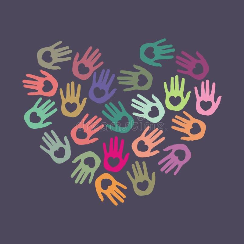 Coeur illustration libre de droits