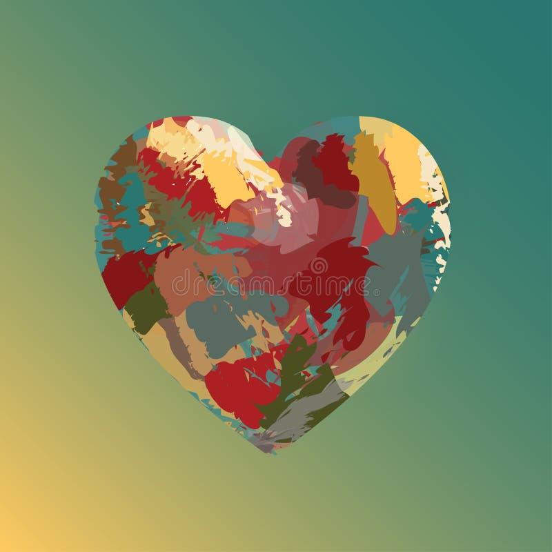 Coeur illustration stock