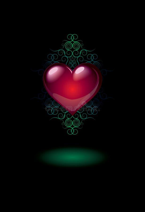 Coeur photo libre de droits