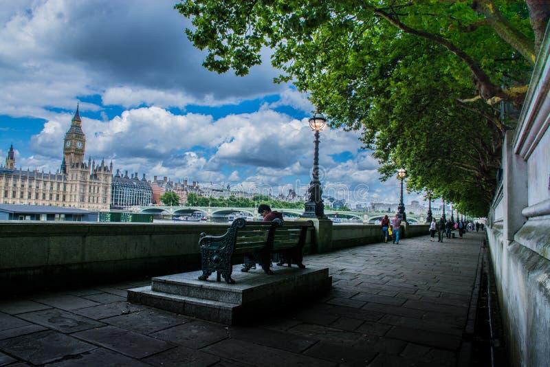Coeur de Londres images libres de droits