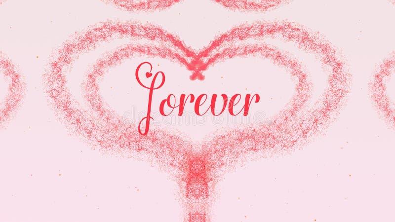 Coeur de Saint-Valentin fait en ?claboussure de vin rouge d'isolement sur le fond rose-clair r images libres de droits