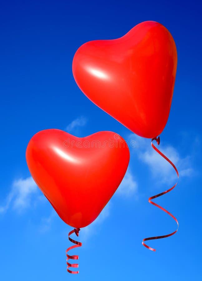 Coeur de Valentine images stock