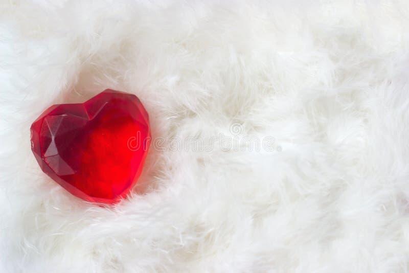 Coeur de Valentines photographie stock