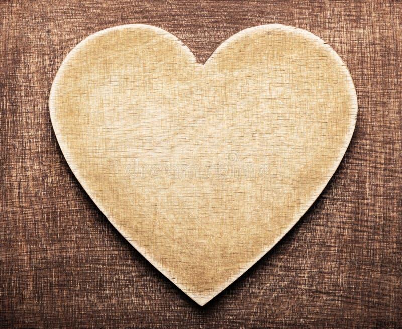 Download Coeur en bois photo stock. Image du âgé, texture, rétro - 56485988