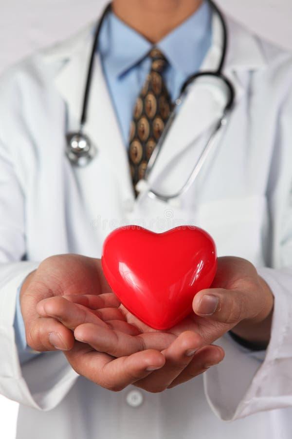 Coeur sain images libres de droits