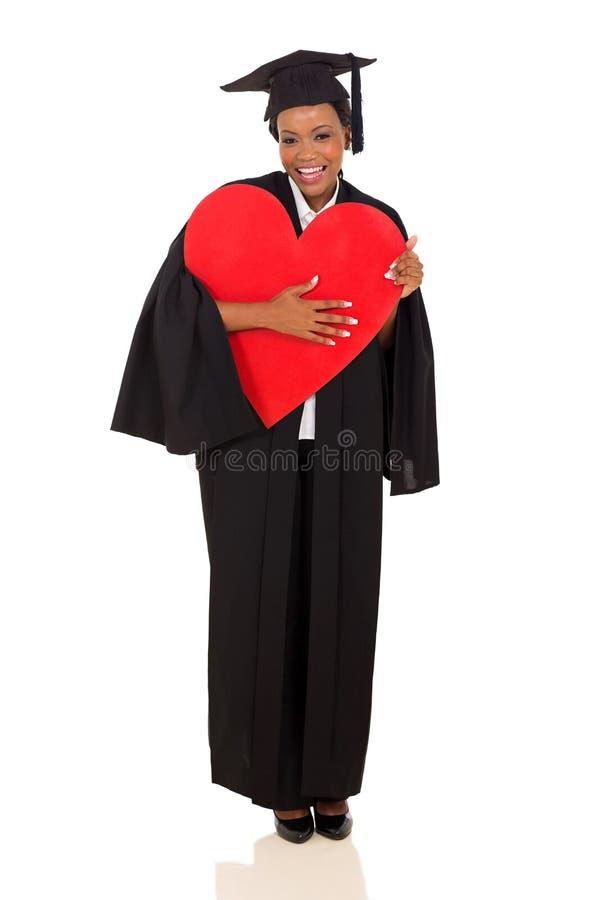 Coeur se tenant licencié photo libre de droits