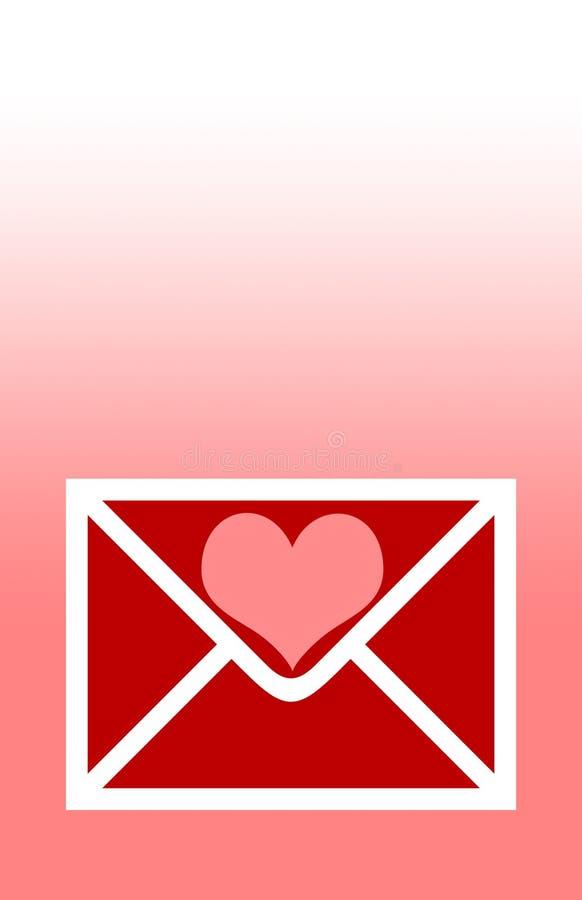 Coeurs de jour de Valentines illustration de vecteur