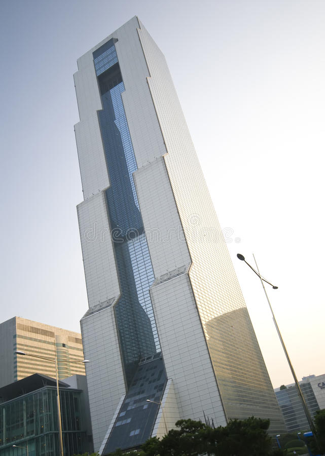 COEX Building In Seoul Stock Images