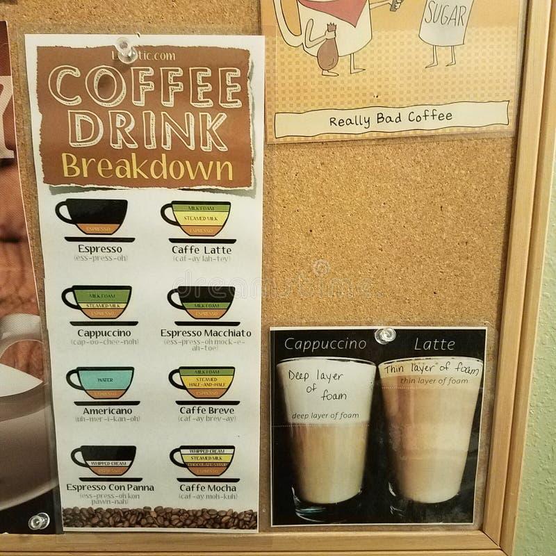 Cofee zdjęcie stock