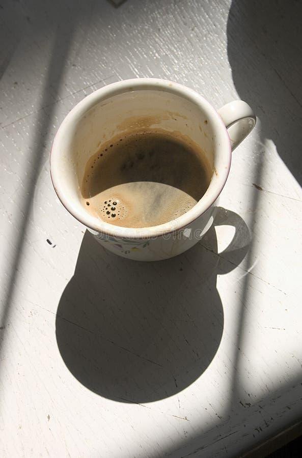 coffe停留 库存图片