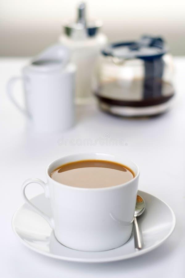 coffe杯子浓咖啡 库存照片