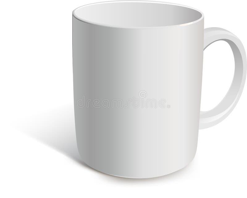 coffe杯子 库存例证