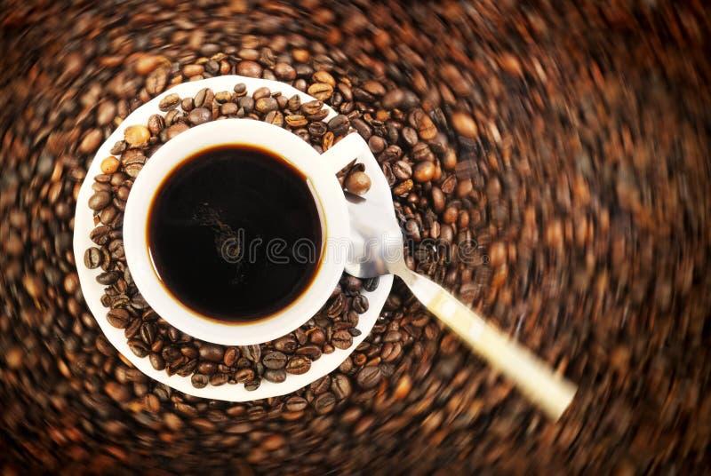 coffe φλυτζάνι στοκ εικόνα με δικαίωμα ελεύθερης χρήσης