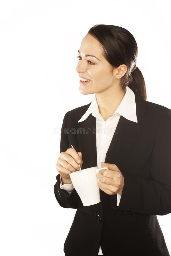 coffe пролома стоковое изображение rf
