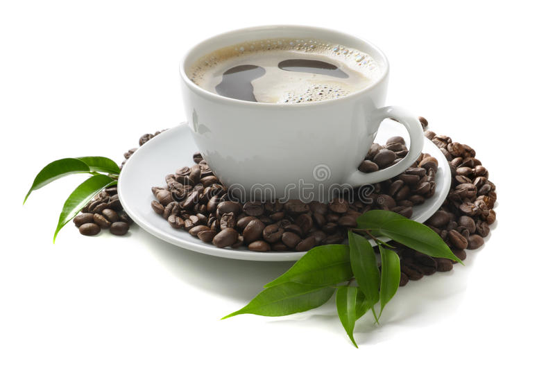 Coffe stock photo