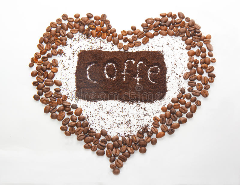 Coffe 库存图片