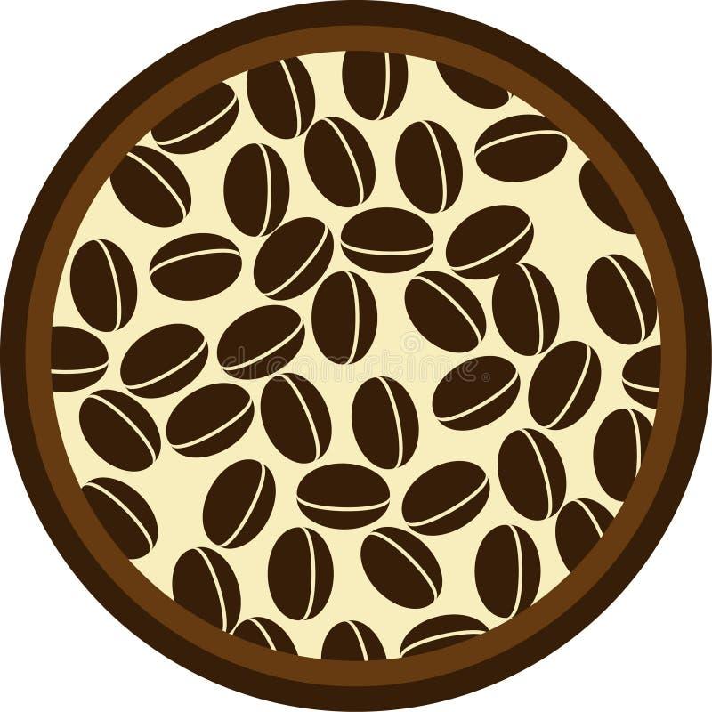 Coffe ilustración del vector