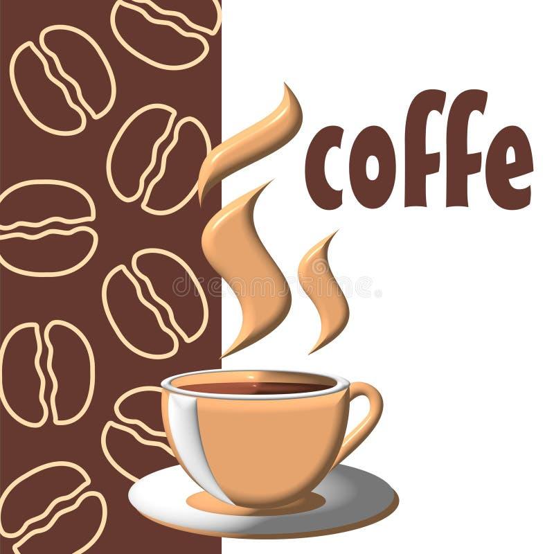coffe illustration de vecteur