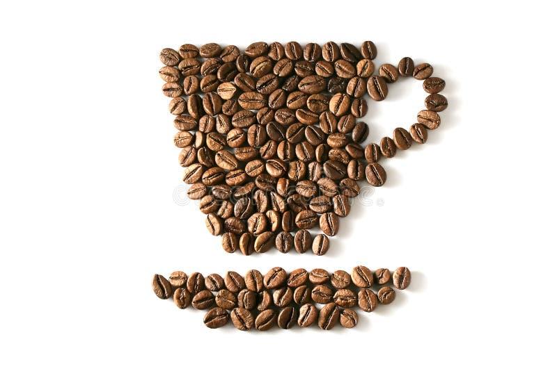Coffe royalty-vrije stock fotografie
