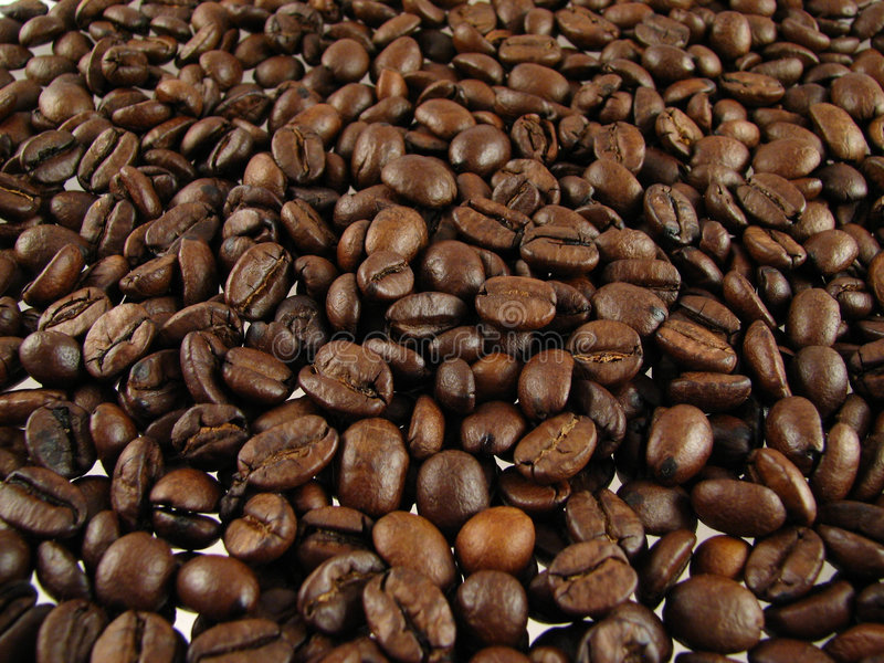 Download Coffe beans stock image. Image of roast, caffeine, bean - 1711019