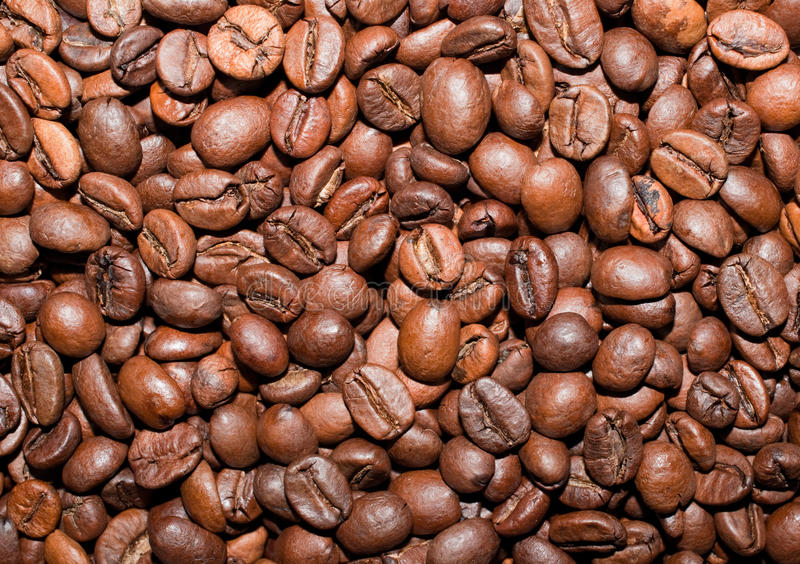 Download Coffe beans stock photo. Image of concepts, close, cappuccino - 29083406