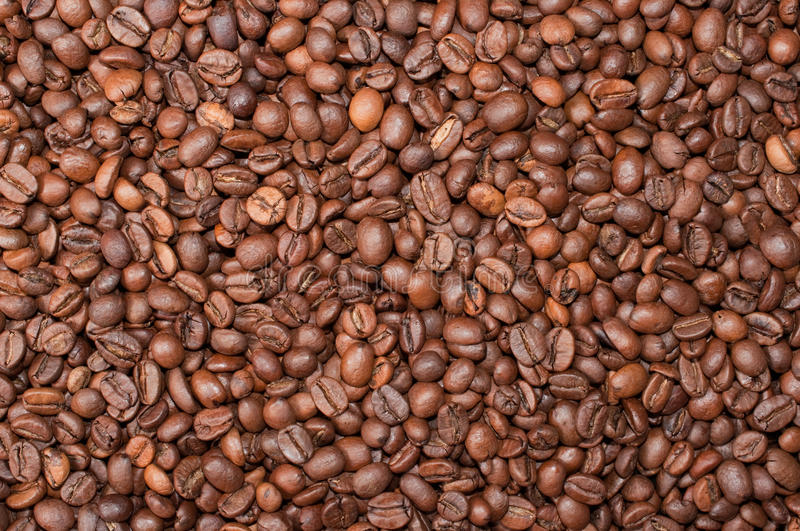 Coffe Beans Royalty Free Stock Photos